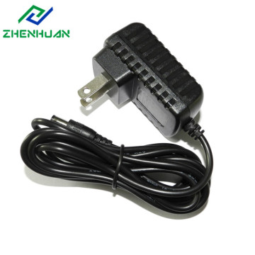 12V1.5A 18W Schmale Version American Travel Plug Adapter