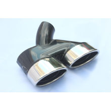 China for China Stainless Steel Tail Pipes,Universal Tail Pipe,Steel Tail Pipes Manufacturer and Supplier Dual Outlet Exhaust tail pipe tips export to Norfolk Island Wholesale