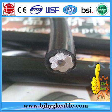 33kV 150mm2  XLPE Insulated Aerial Bundle Cable
