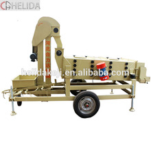 China for Multifunctional Gravity Separator 8t/h sesame wheat maize soybean vibrating grader export to Poland Wholesale