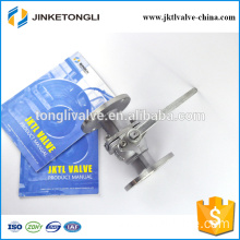 JKTLFB012 a216 wcb water flange cast iron 2pc ball valve