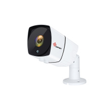 Motorized varifocal zoom lens IP Camera