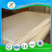 First-Class 18mm Commercial Plywood