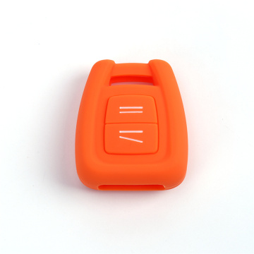 Colorful Silicone Key Cover Replacement for Opel