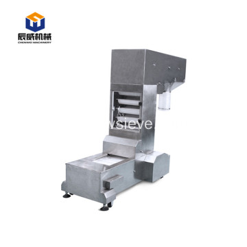 Automatic z bucket conveyor elevator machine