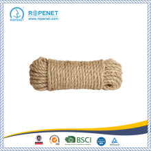 Best Quality for Manila Rope Nature Color Sisal Rope with Competitive Price export to Dominican Republic Wholesale