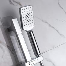 Stainless Steel Hand Shower Head Sliding Bar