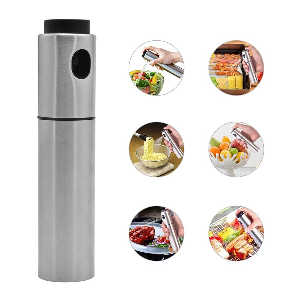 Olive Oil Sprayer Dispenser Stainless
