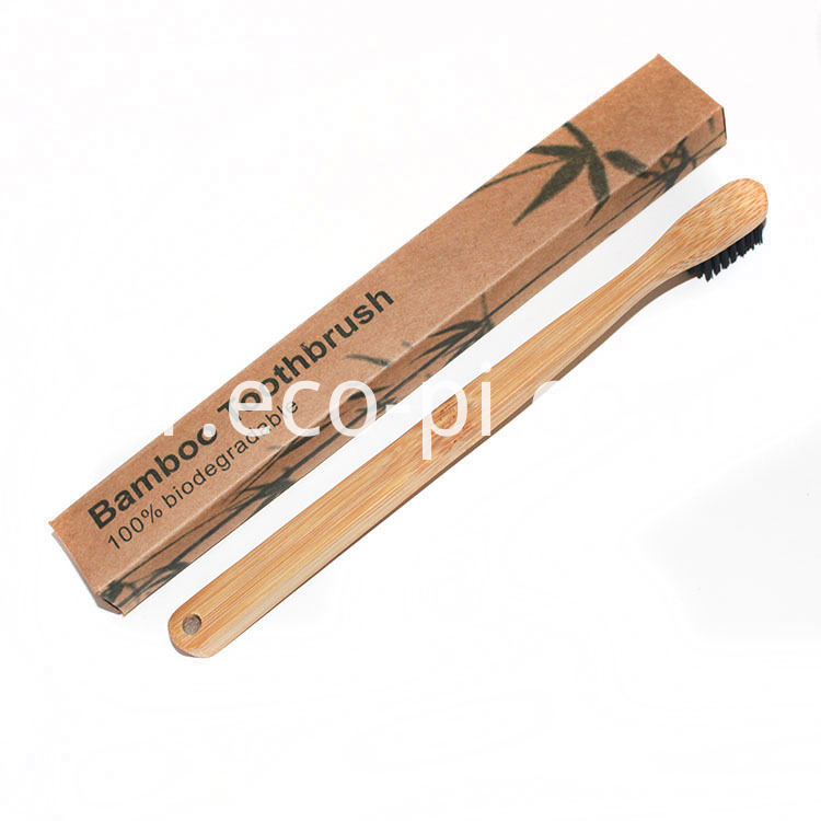 Wood Toothbrush