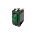2 Position Automotive Boat Rocker Switch with LED