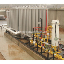 Cryogenic Liquid Vaporizer Skid-Mounted Equipment