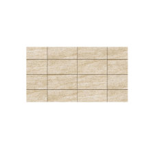 Stone brick effect tiles for walls