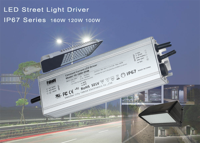 LED Streetlight Driver Solution