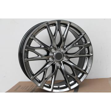 Gunmetal 19inch Aluminum alloy wheels