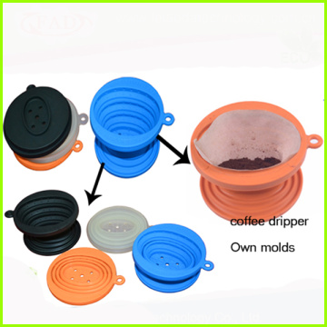 BAP Free Eco-friendly One Cup Sustainable Coffee Filter