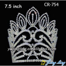 Jing Ling Fashion Custom King Crowns