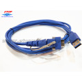USB 3.0 micro B to USB A cable