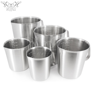 China for Stainless Steel Measuring Cups Stainless Steel Measuring Cups For Cooking/ Coffee supply to Spain Supplier