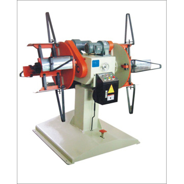 Big Discount for Double Head Mini Decoiler Motorized Double Head Uncoilers Decoilers export to Jordan Supplier