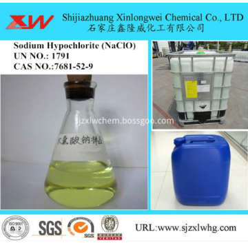 Power Plant Uses Sodium Hypochlorite