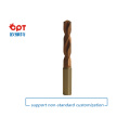 External cold twist drill carbide twist drills