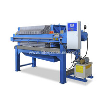 Automatic Sewage Treatment Chamber Filter Press