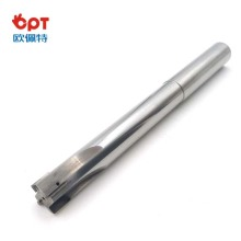 PCD end mill cutter bore for gear cutting