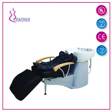 Electric massage and shampoo chair