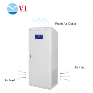 air conditioner cleaner machine hepa air purifier