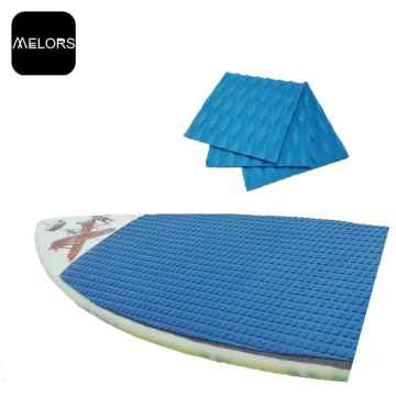 Melors Customized Logo EVA Soft Foam Traction Deck Pad