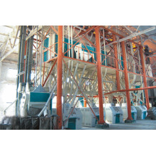 Factory Price for Large Flour Machine 60-120 tons wheat flour processing equipment supply to Burundi Importers