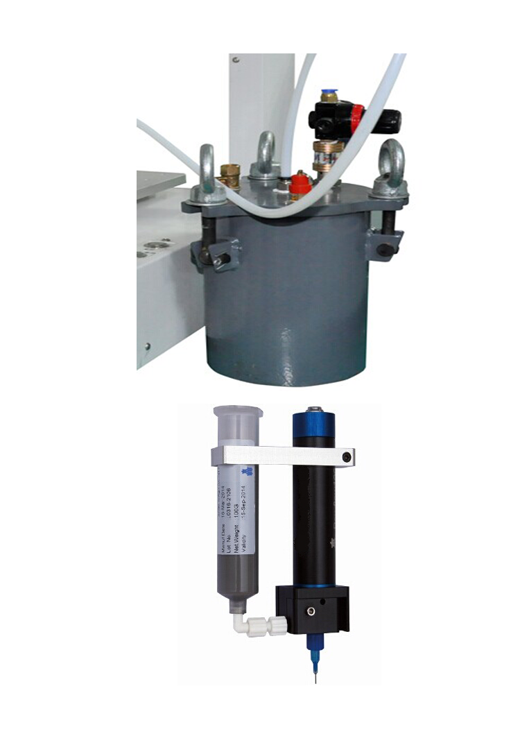 Epoxy Dispensing Machine