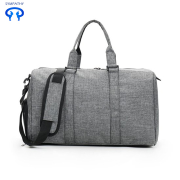 Independent shoe seat waterproof canvas travel bag