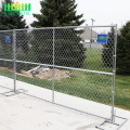 Used Removable Fence Temporary Fence for America