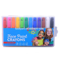 Non-toxic masquerade children Face Paint Crayon