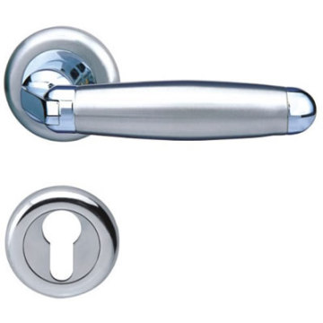 Stainless Steel 304  Solid Wooden Door Handle