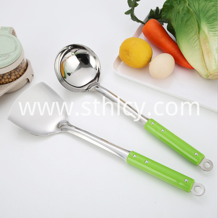 Stainless Steel Soup Ladle Spatula