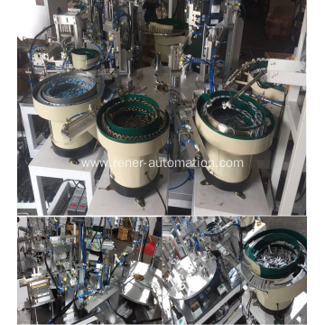 Plastic Hardware Assembly Machine System