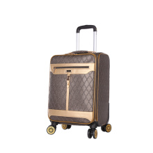 New model 24 inch 4 wheel suitcases luggage