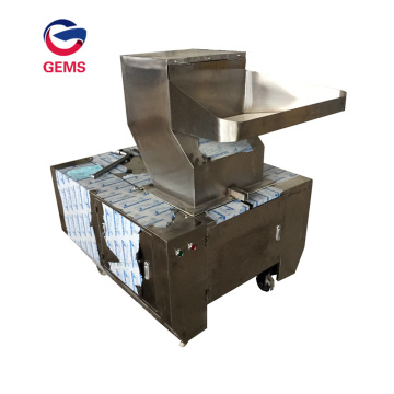 Manual Chicken Meat Cutter Cutting Processing Machines