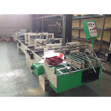 ZH-800G / 8880G / 1000G Automático Muti-funcional Crash Lock Bottom Folder Gluer machine