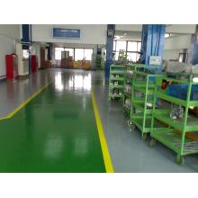 Epoxy floor paint for factory storage