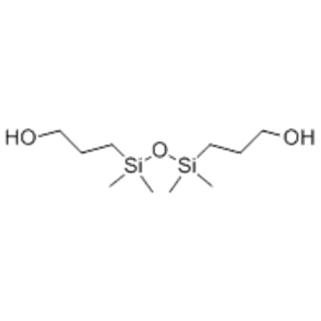 Naam: 1,3-Bis (3-hydroxypropyl) -1,1,3,3-tetramethyldisiloxaan CAS 18001-97-3