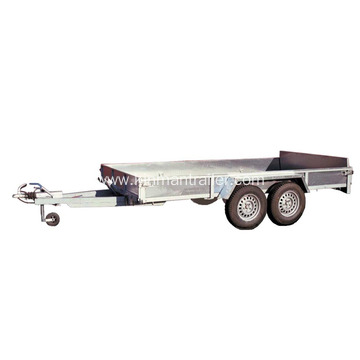 2 Ton New Box Trailer For UK