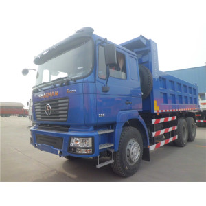 Shacman 6X4 380HP tipper truck capacity with weichai engine camion shacman