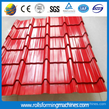 Glazed Tile Roof Roll Forming Machine