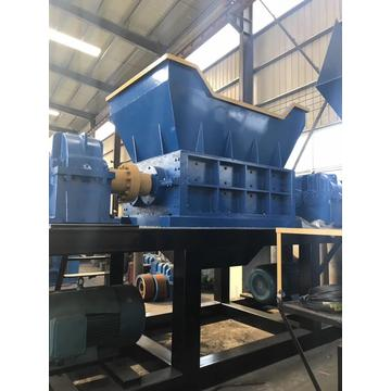 popular heavy duty shredder machine for waste scrap