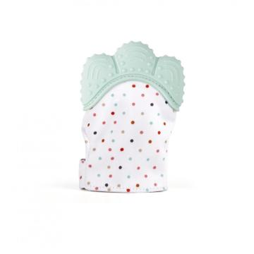 Baby Silicone Teether MItten