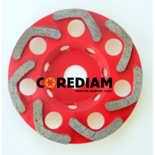 High Effiency Diamond Grinding Disc