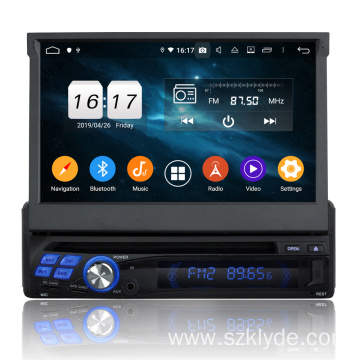 otu din 7inch global car navigation